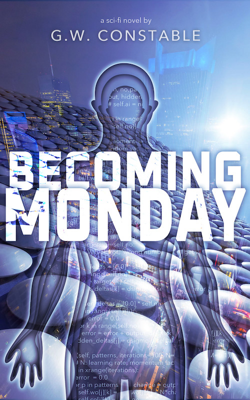 Becoming Monday cover image